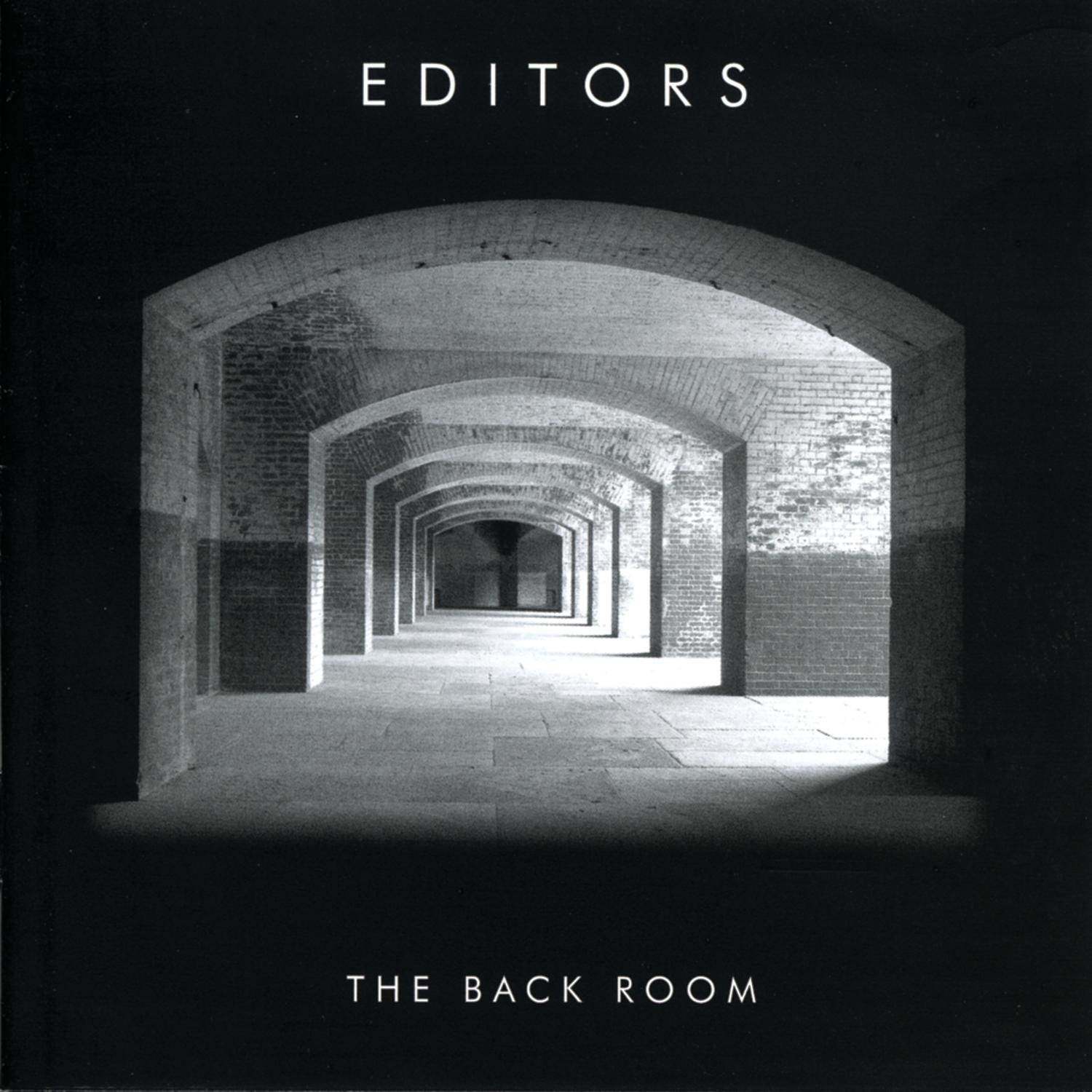 Editors, The Back Room