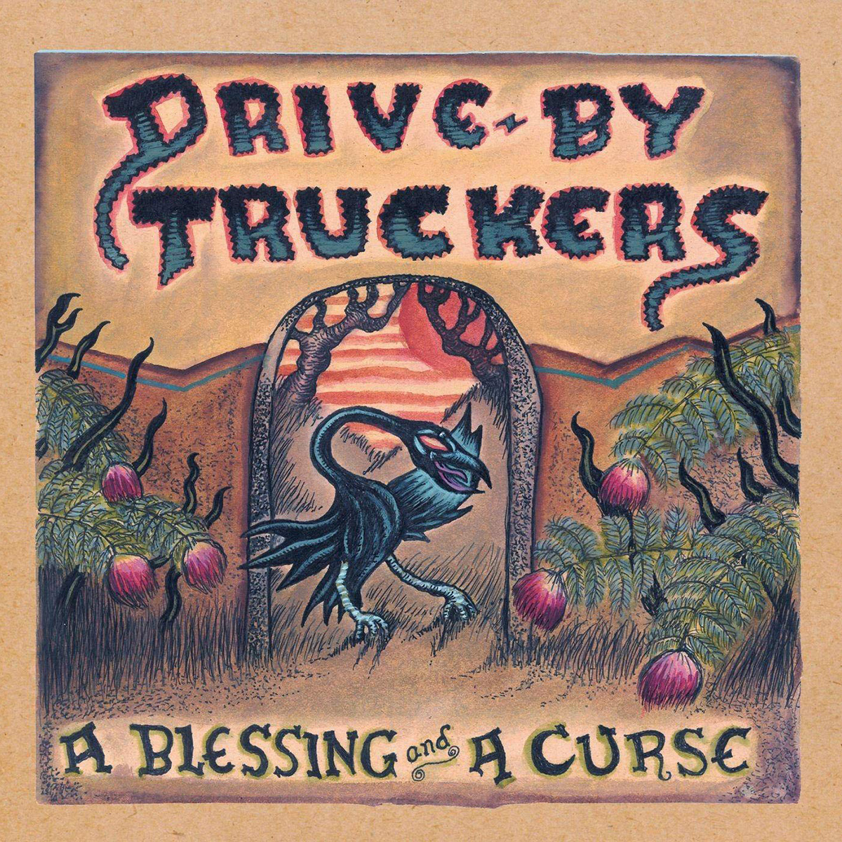 Drive-By Truckers, A Blessing and a Curse