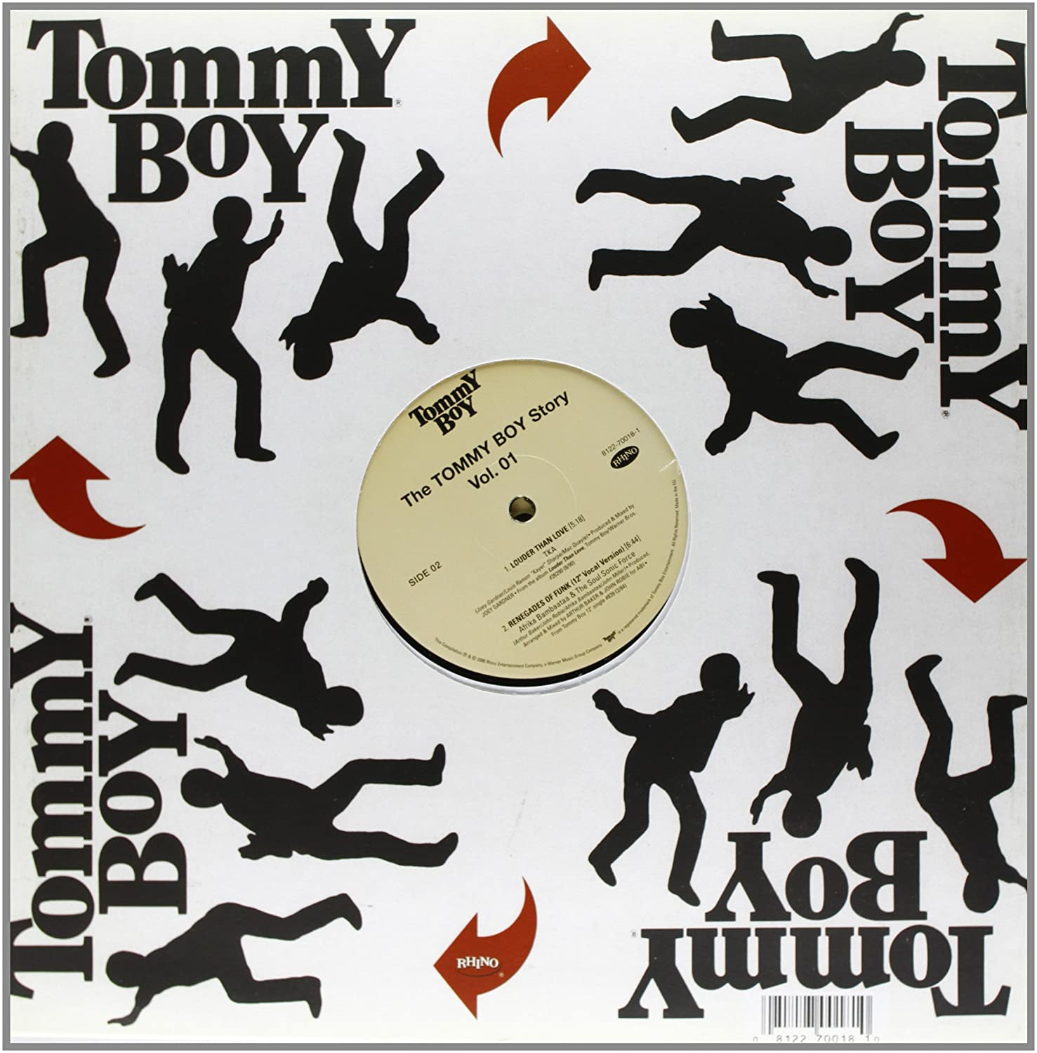 Various Artists, The Tommy Boy Story, Vol. 1