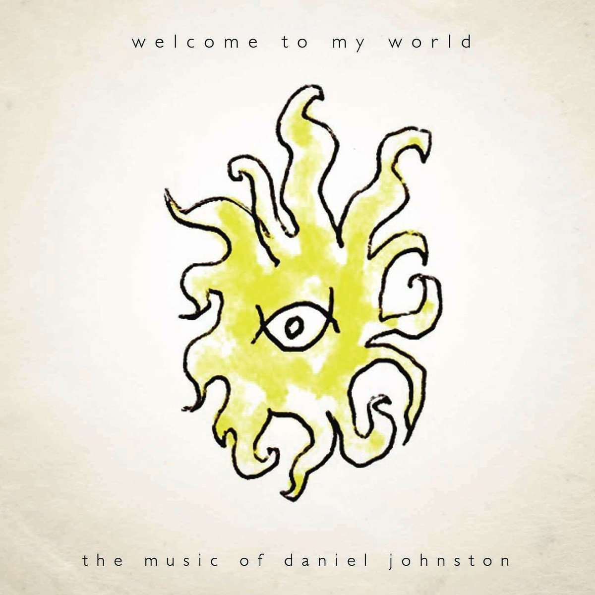 Daniel Johnston, Welcome To My World