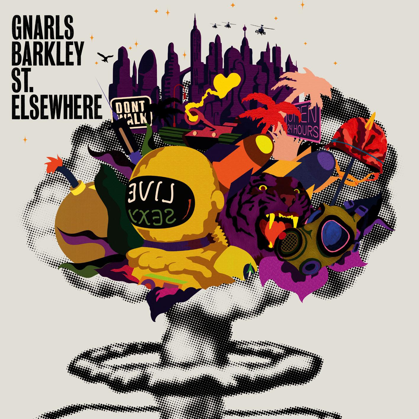 Gnarls Barkley, St. Elsewhere