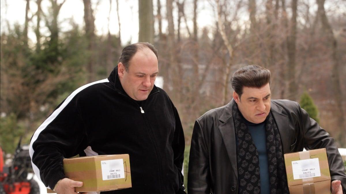 "The Sopranos Recap: Season 6, Episode 10, ""Moe 'n' Joe"""