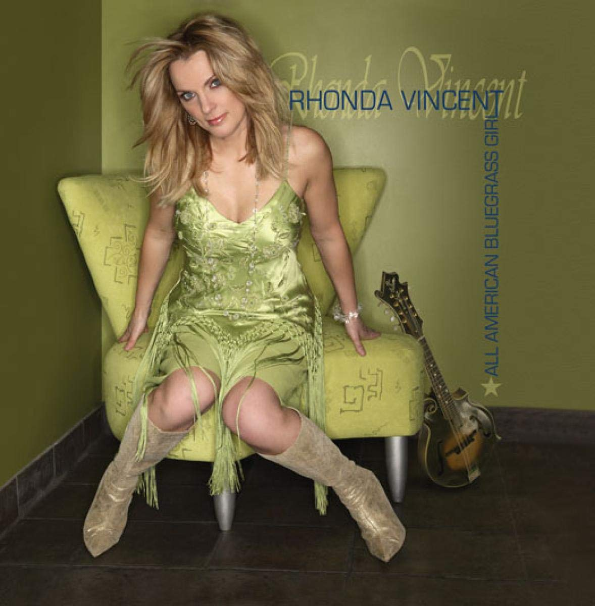 Rhonda Vincent, All American Bluegrass Girl