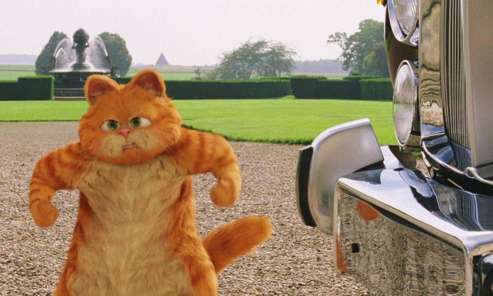 Review Garfield A Tail Of Two Kitties Slant Magazine