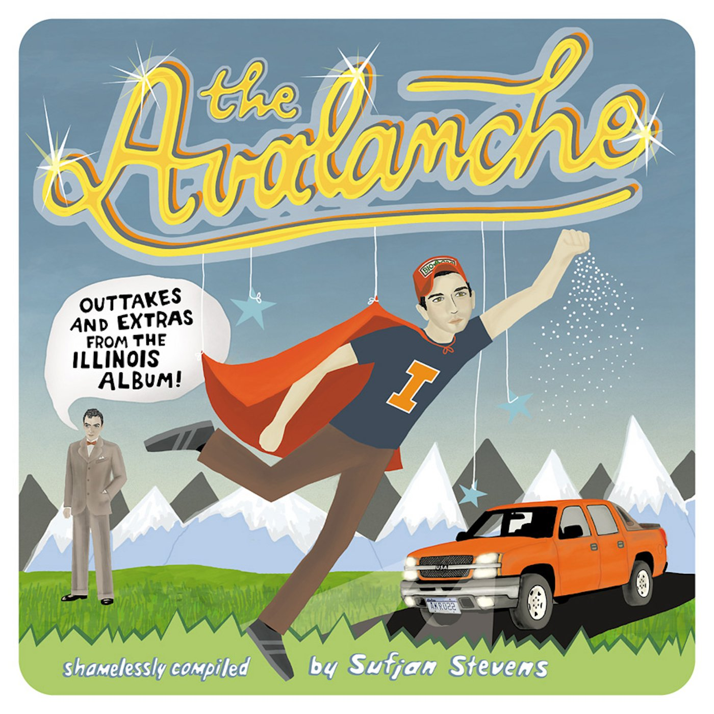 Sufjan Stevens, The Avalanche