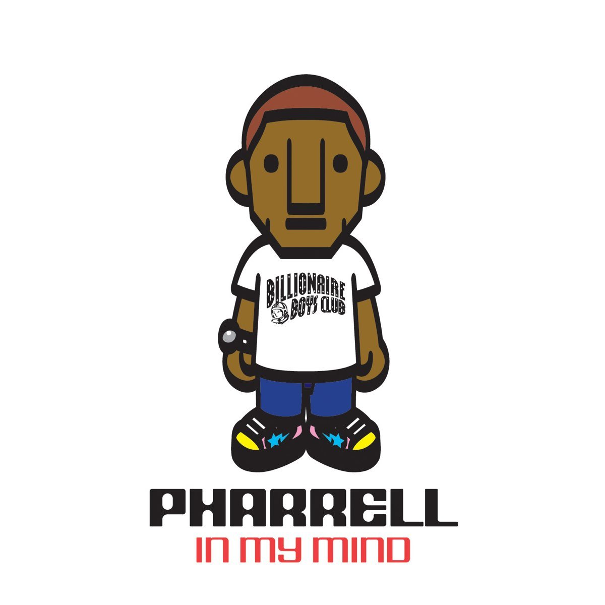 Pharrell, In My Mind
