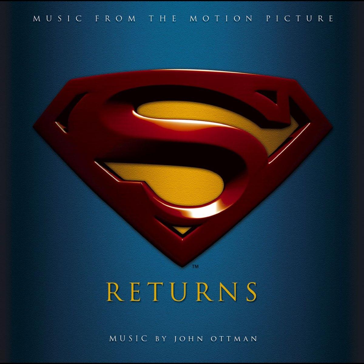 Review: Superman Returns, Original Soundtrack - Slant Magazine