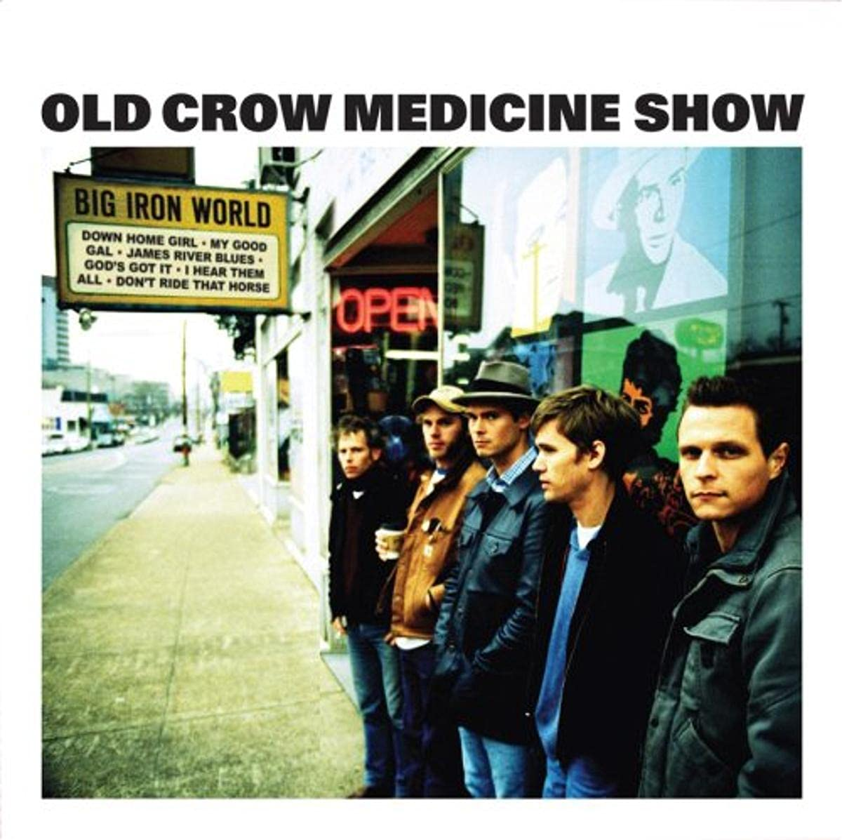 Old Crow Medicine Show, Big Iron World