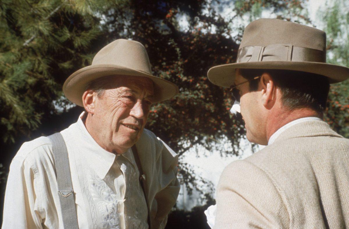 Evil Under the Sun: John Huston in Chinatown