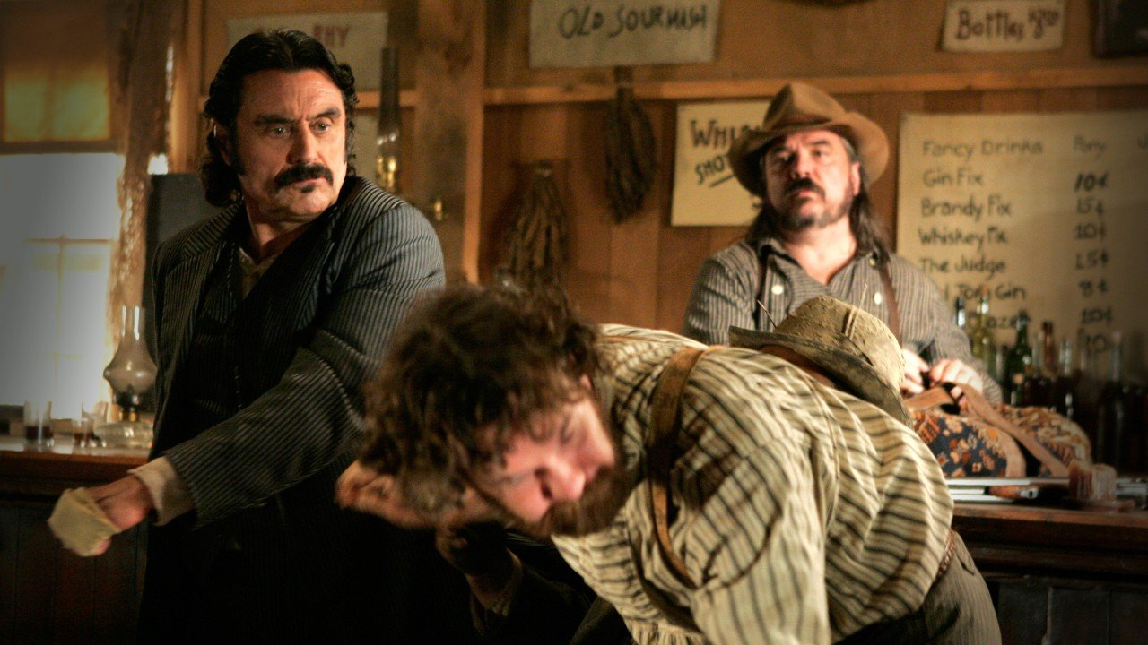 Deadwood, Amateur Night