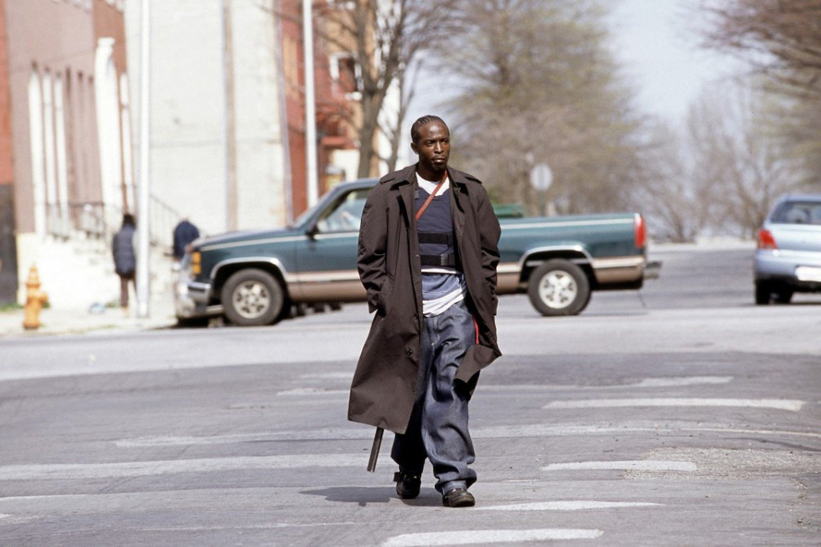 The Wire: Money for Something