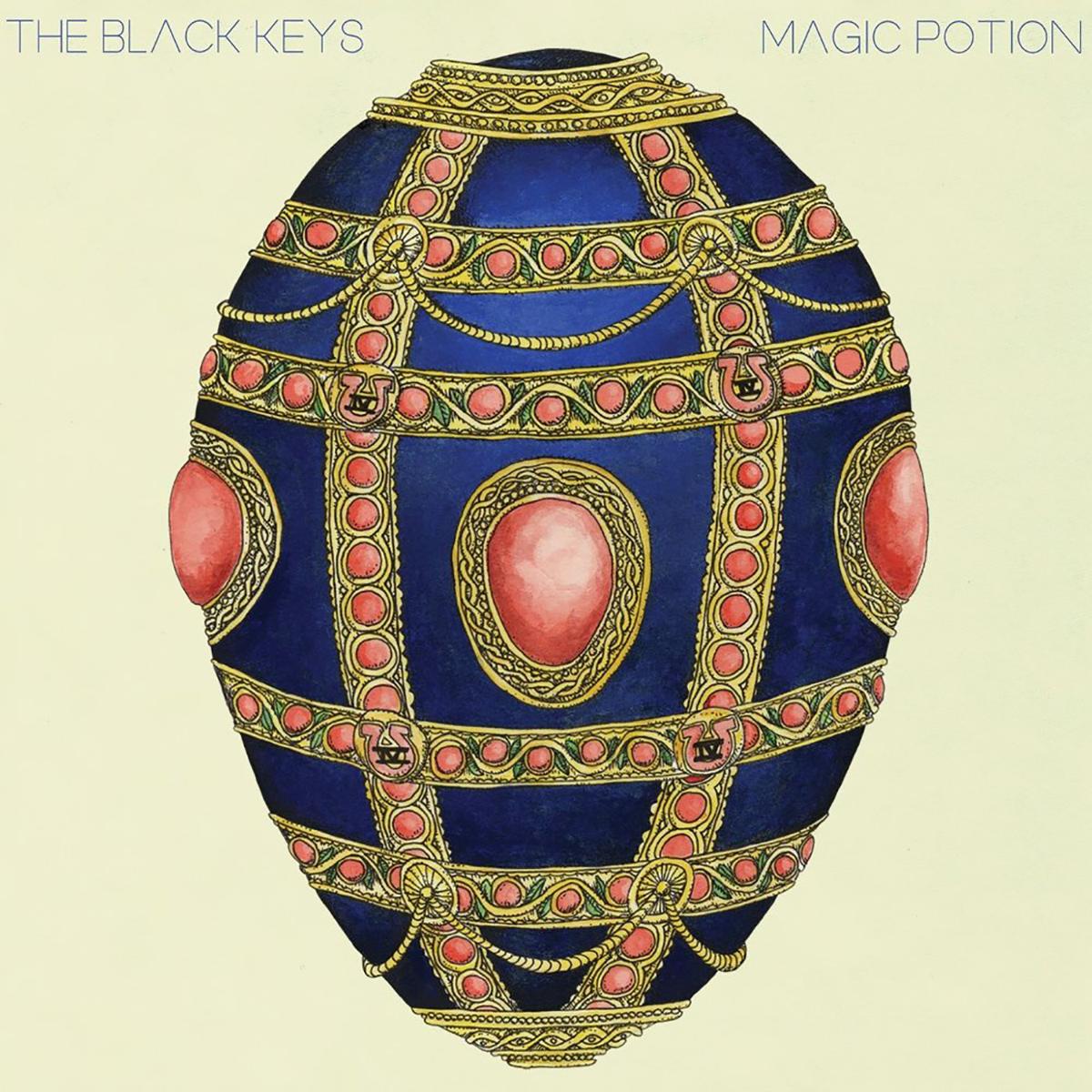 The Black Keys, Magic Potion