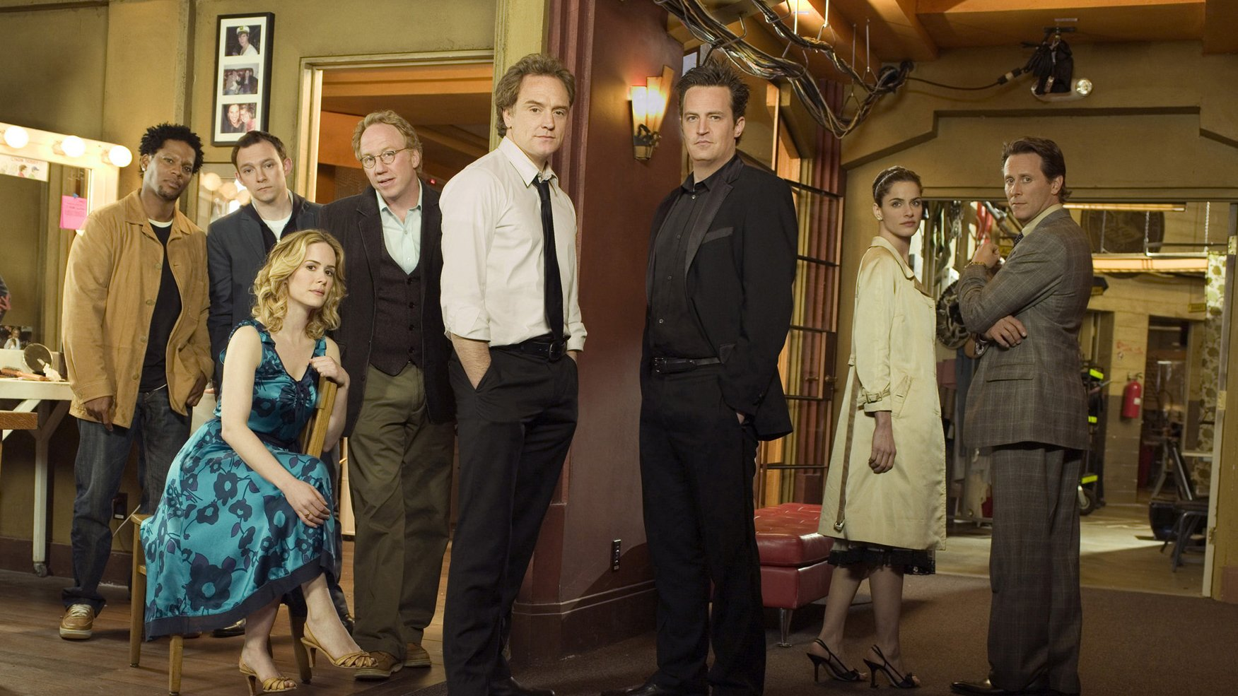 Walking and Talking: The Quick Wit and False Heart of Aaron Sorkin's Studio 60 on the Sunset Strip