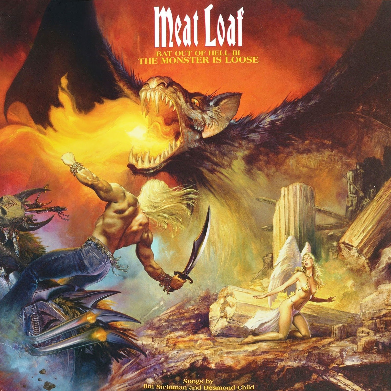 Meat Loaf, Bat Out Of Hell III