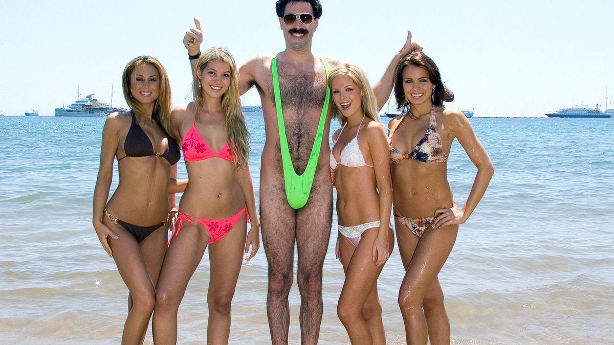 Lazy Laughter: Borat: Cultural Learnings of America for Make Benefit Glorious Nation of Kazakhstan