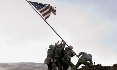 Laying It on Thick: Clint Eastwood's Flags of Our Fathers