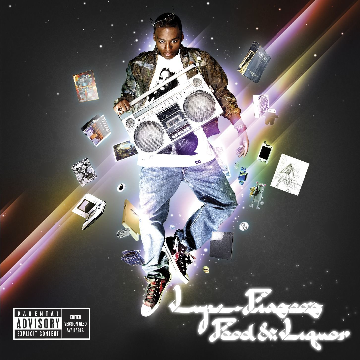 Lupe Fiasco, Food & Liquor