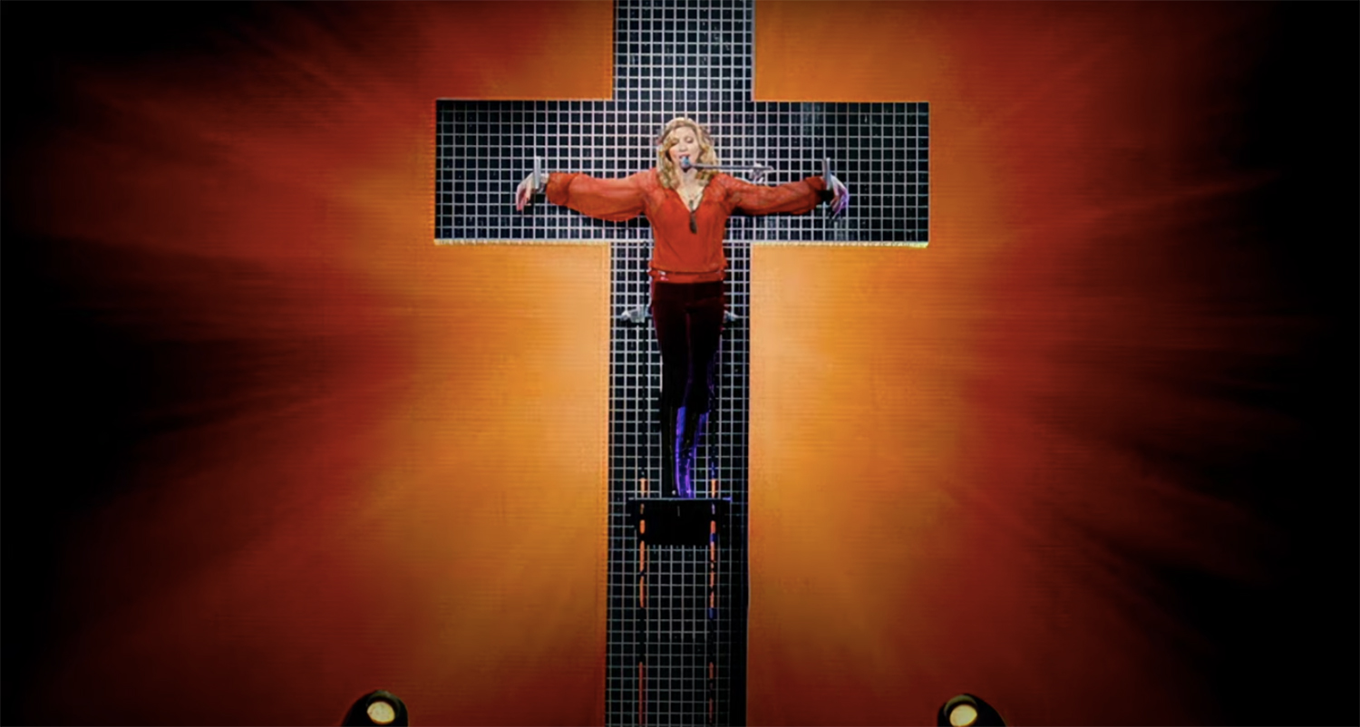 Hung Up: Madonna, the Church, and AIDS