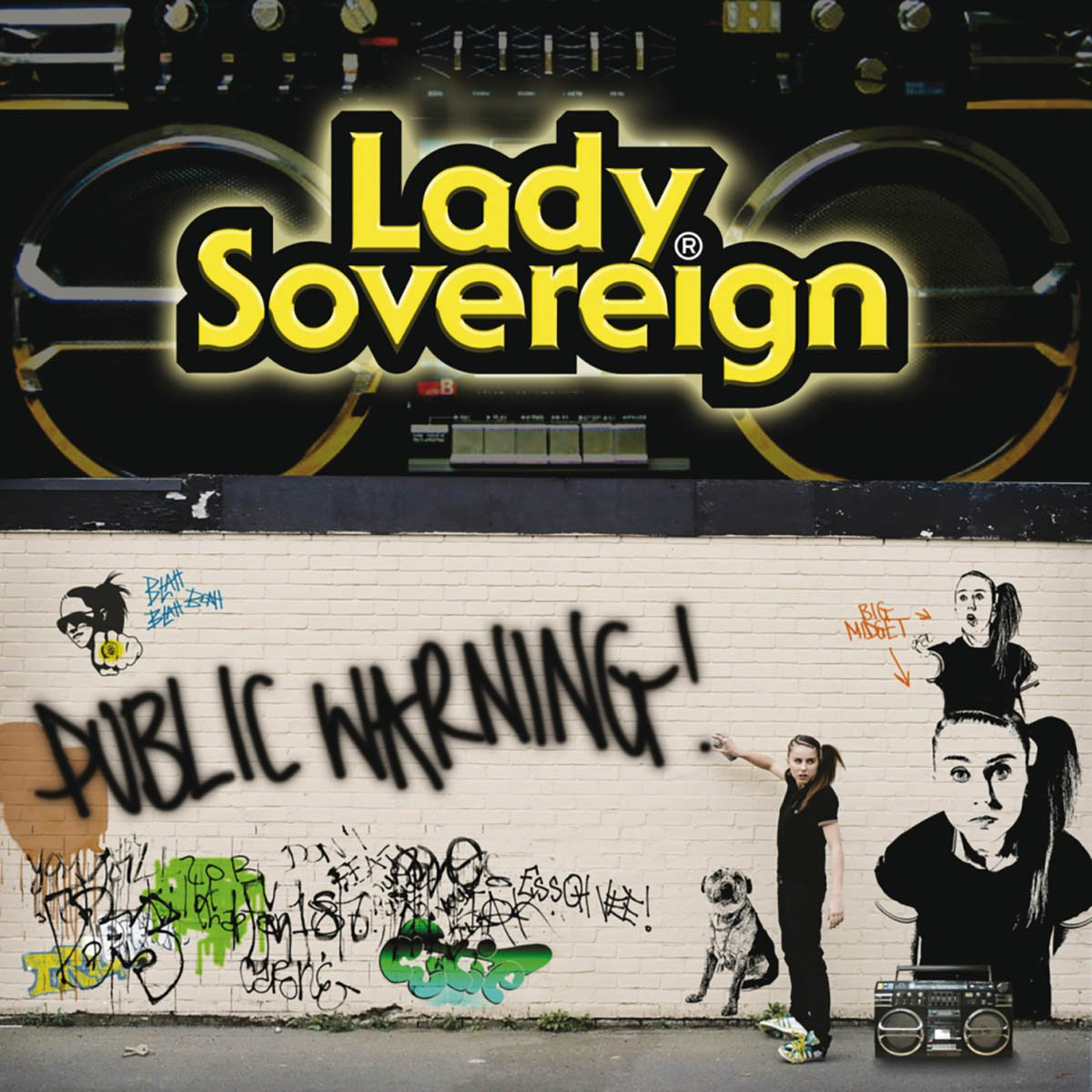 Lady Sovereign, Public Warning