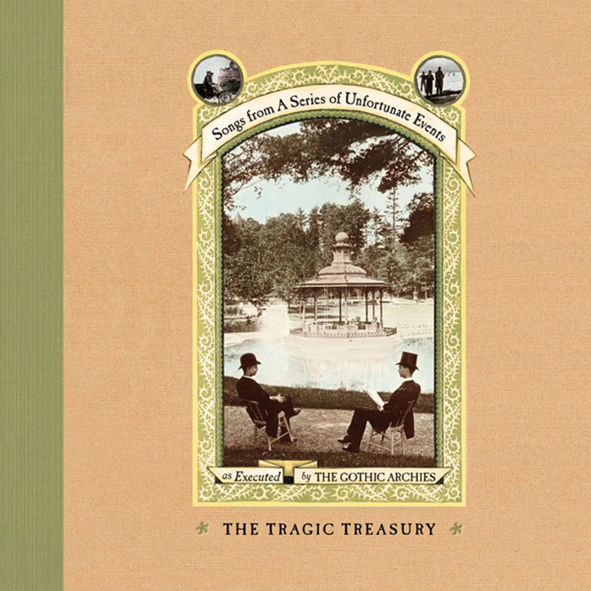 Gothic Archies, The Tragic Treasury: Songs from a Series of Unfortunate Events