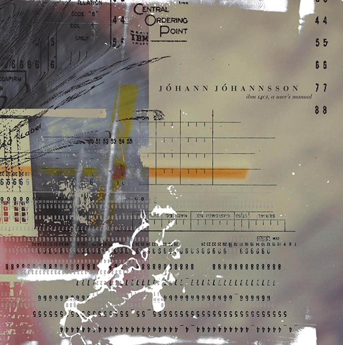 Jóhann Jóhannsson, IBM 1401 - A User's Manual