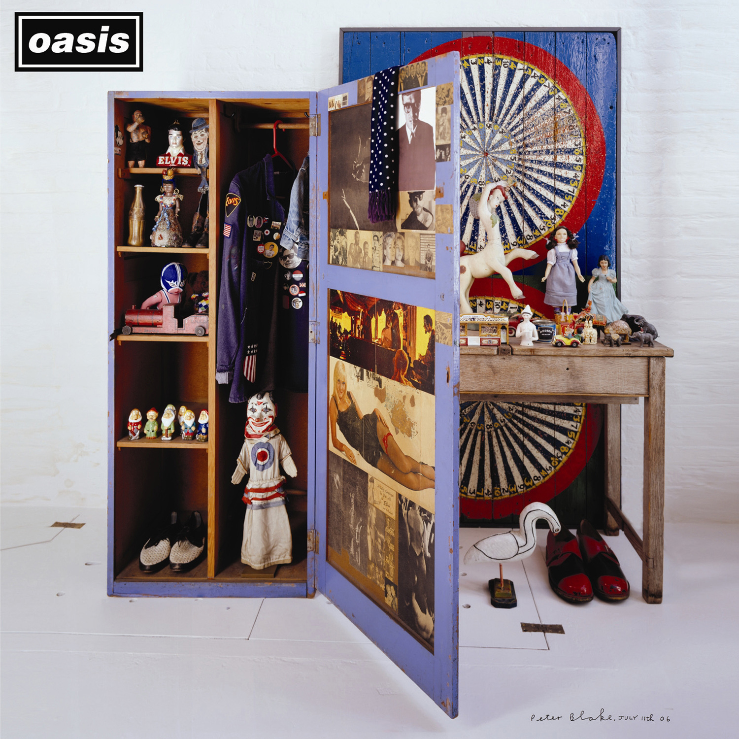 Oasis, Stop The Clocks