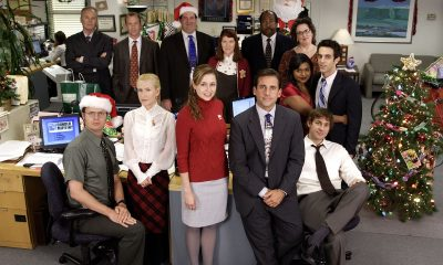T.V. on TV: The Office, Veronica Mars, The Year Without a Santa Claus, & One Punk Under God