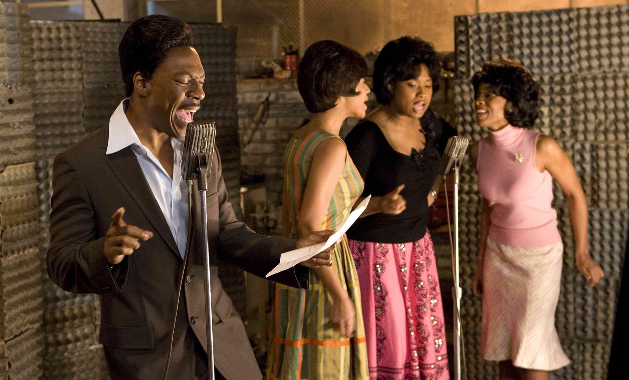 Afro Fantasia: Bill Condon's Dreamgirls