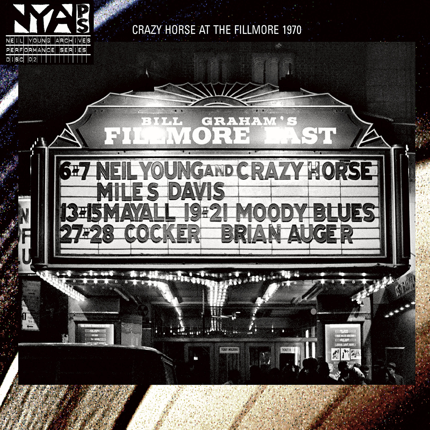Neil Young And Crazy Horse, Live at the Fillmore