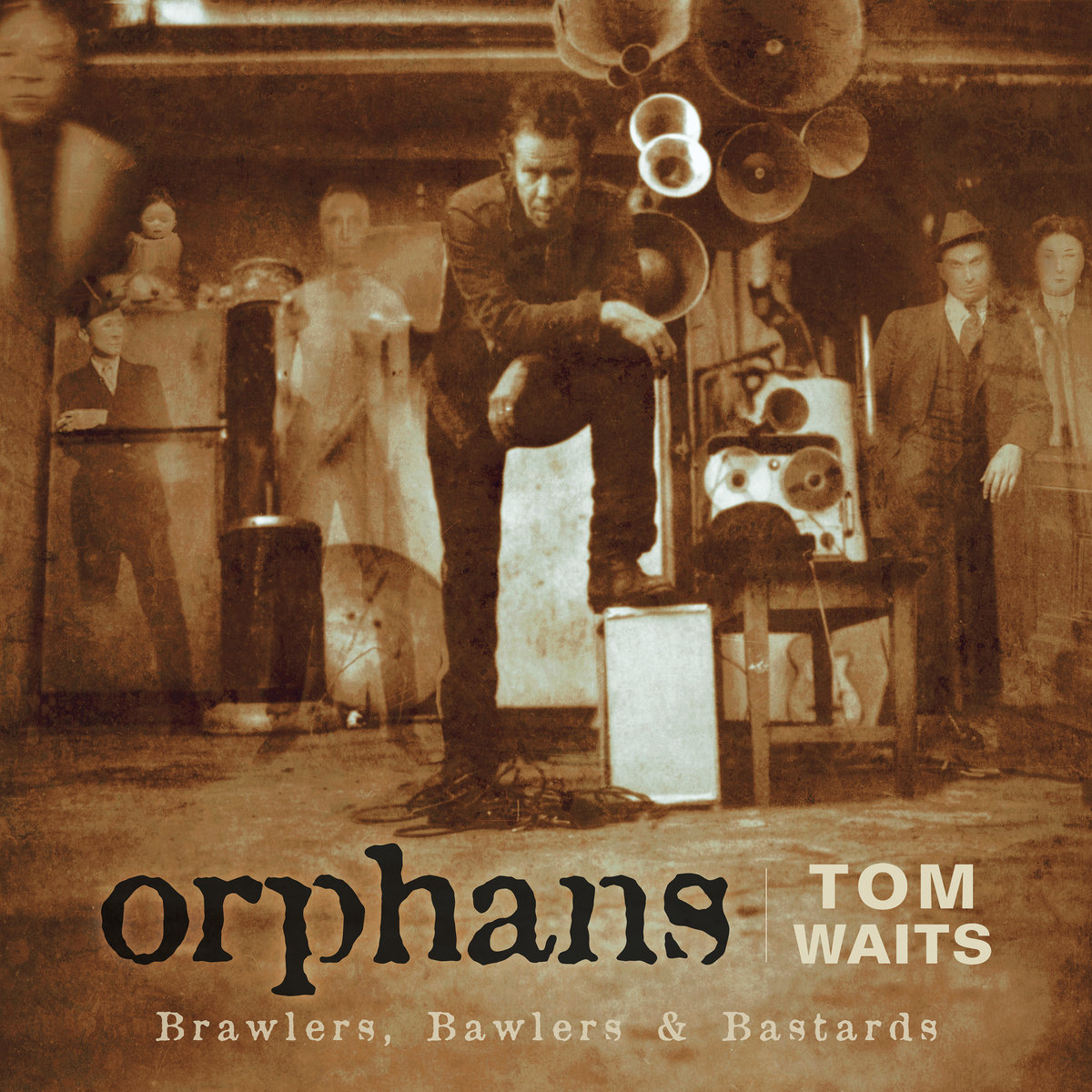 Tom Waits, Orphans: Brawlers, Bawlers and Bastards