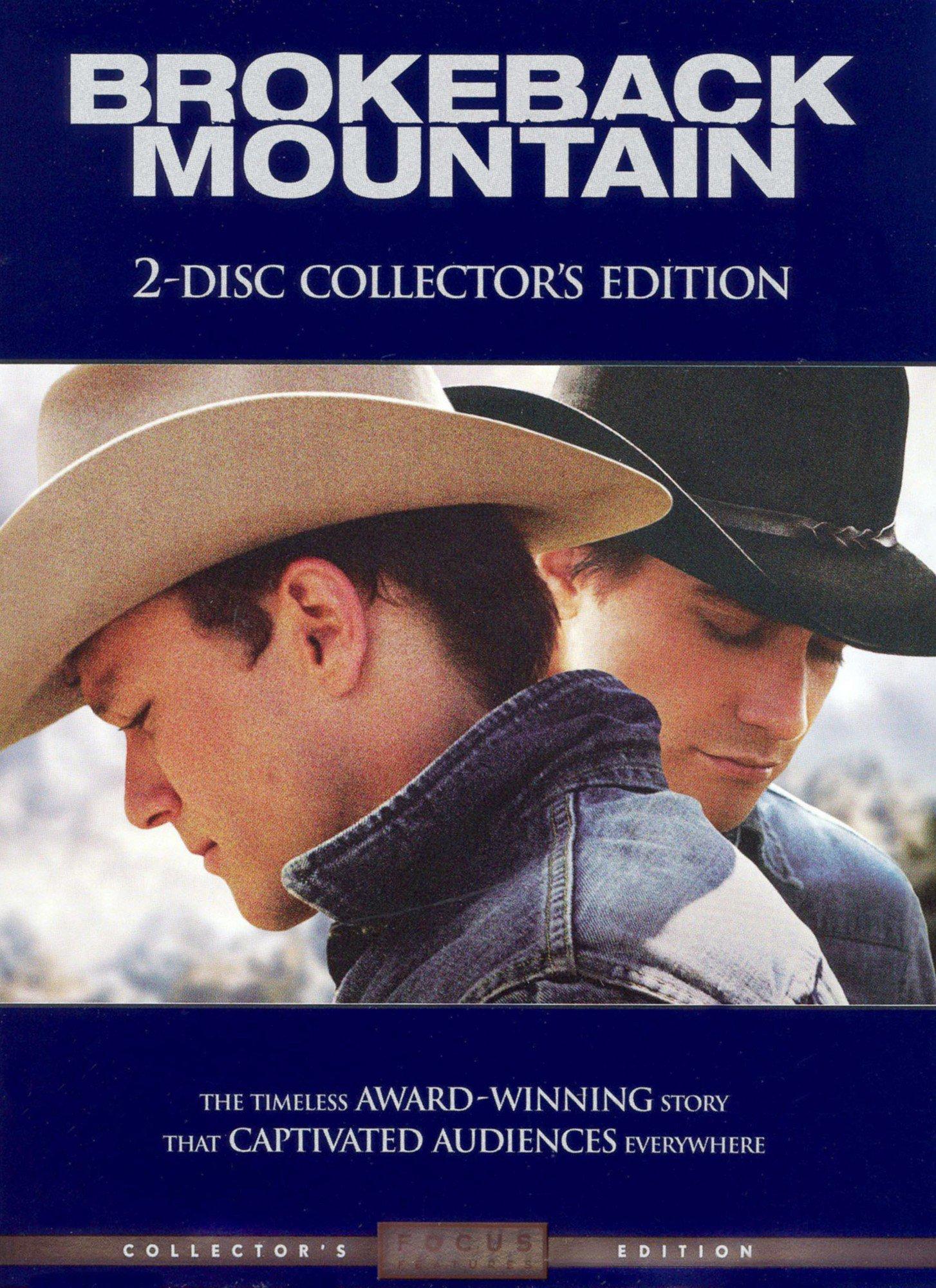 Dvd Review Brokeback Mountain  Slant Magazine Dvd Review Brokeback Mountain