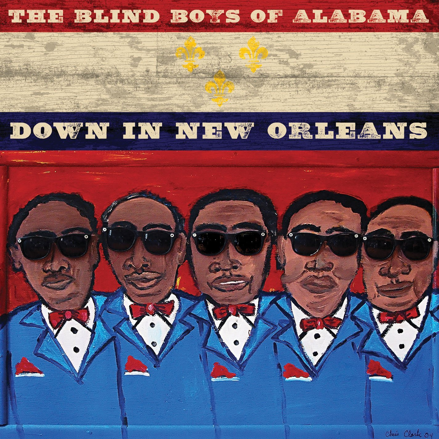 The Blind Boys of Alabama, Down in New Orleans