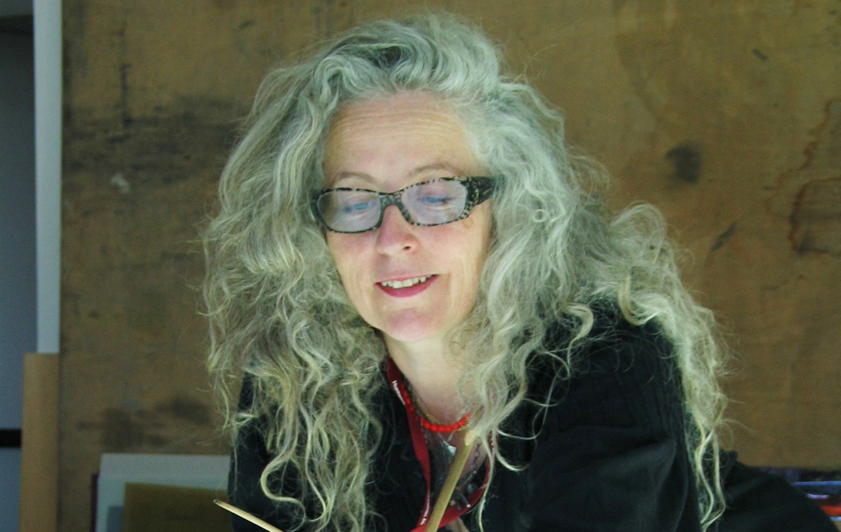 Kiki Smith: Squatting the Palace