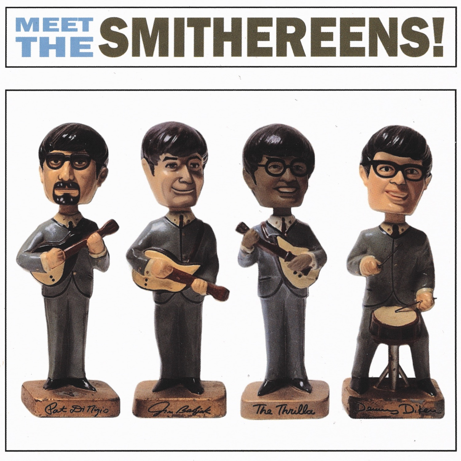 The Smithereens, Meet The Smithereens!