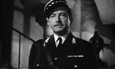 5 for the Day: Claude Rains