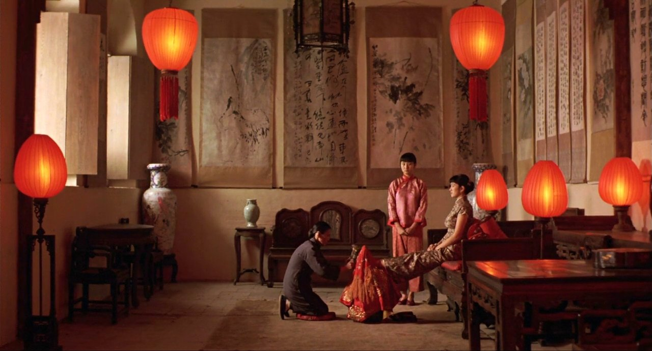 Flavor of Love: Zhang Yimou's Raise the Red Lantern