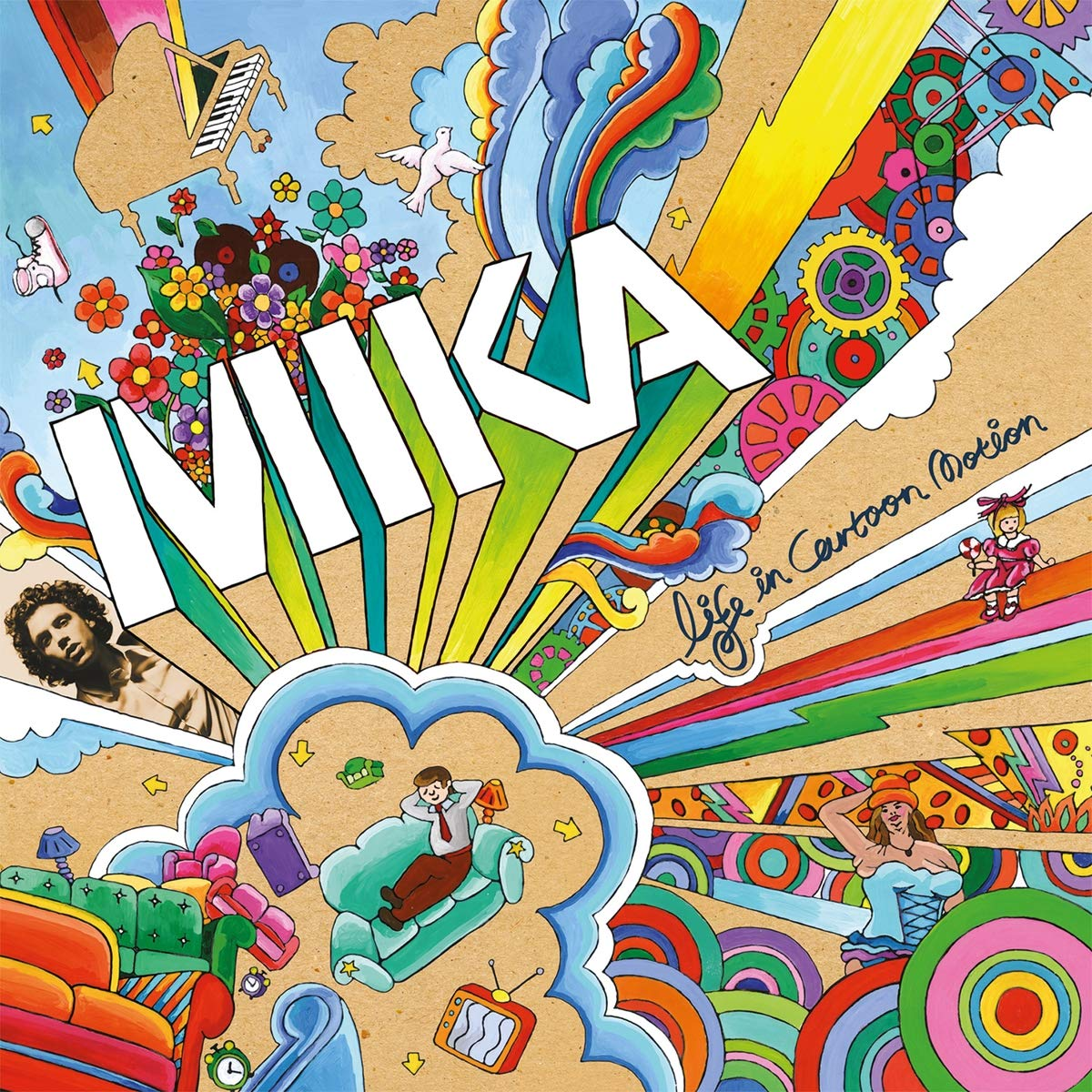 Mika, Life In Cartoon Motion