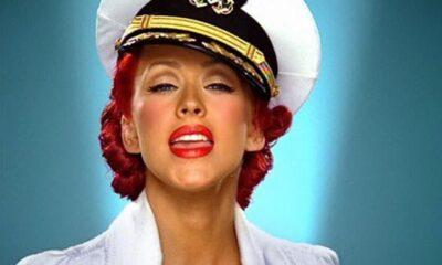 "Christina Aguilera, ""Candyman"""