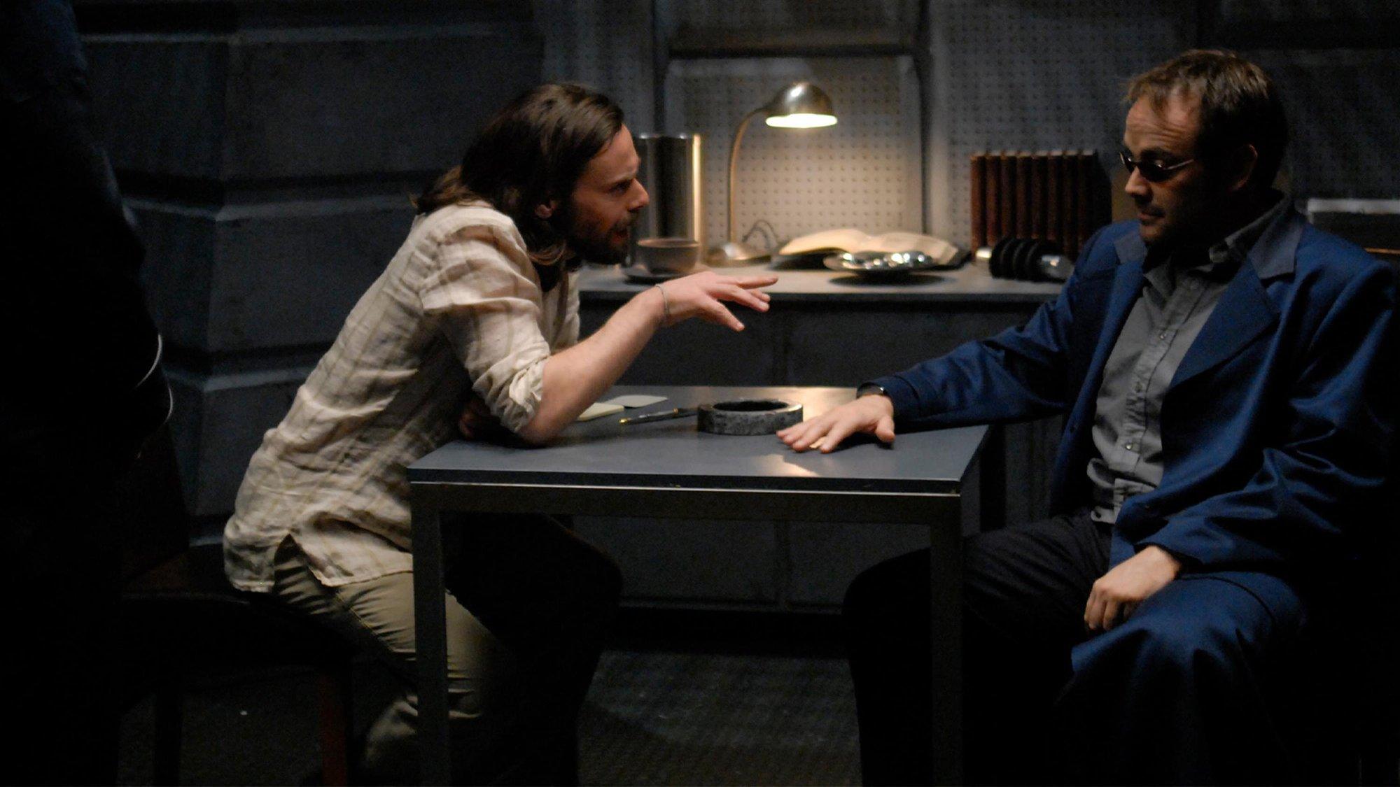 """Battlestar Galactica Recap: Season 3, Episode 18, """"The Son Also Rises"""""""
