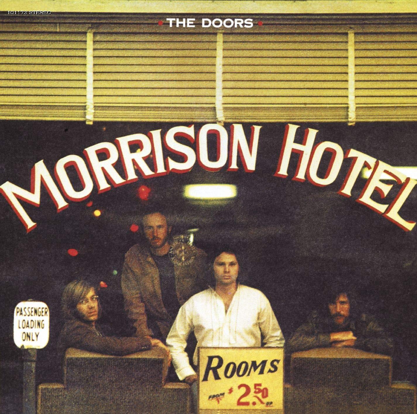 The Doors, Morrison Hotel