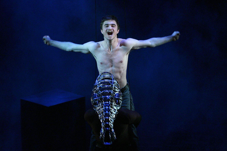 Equus @ the Gielgud Theatre, London