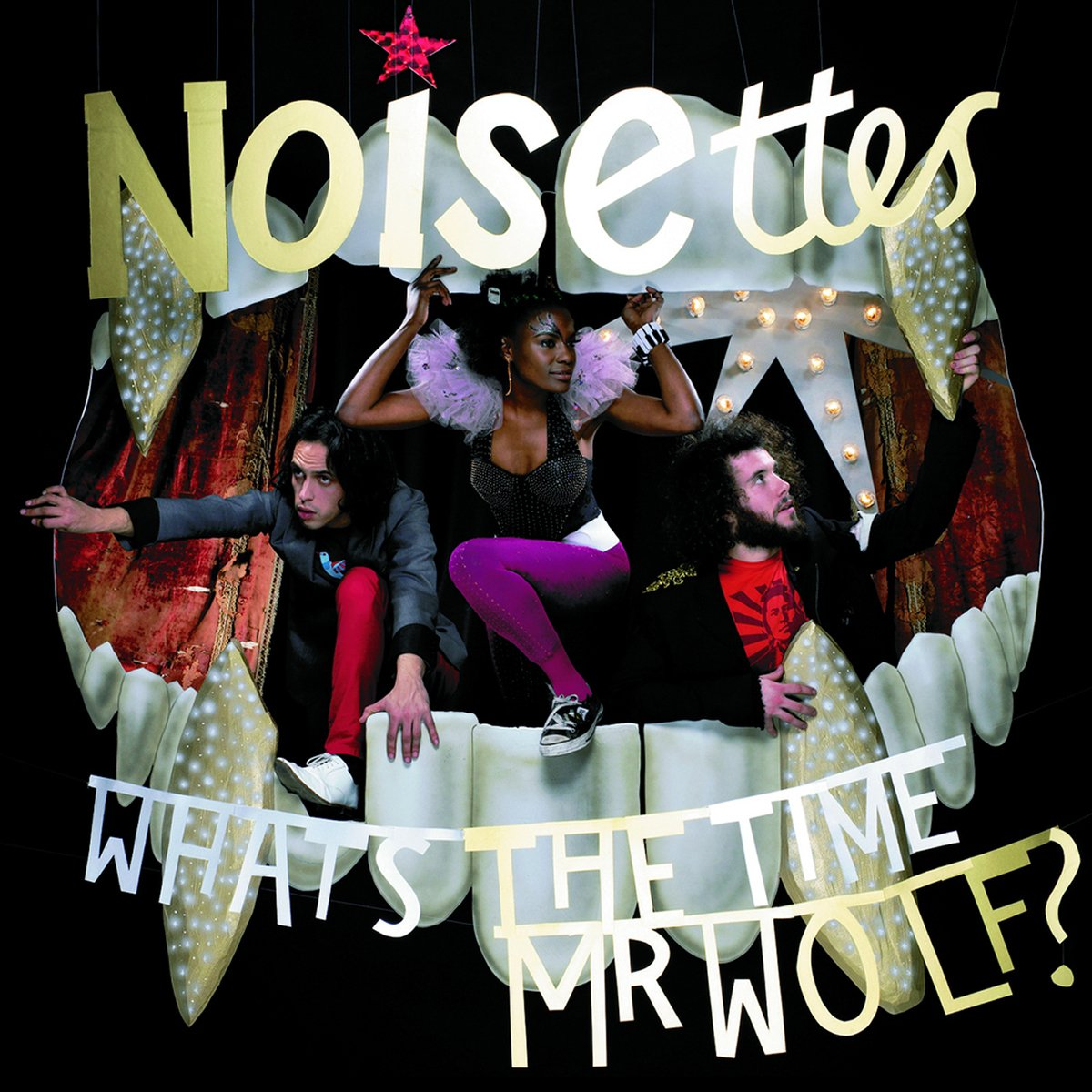 Noisettes, What's The Time Mr. Wolf?