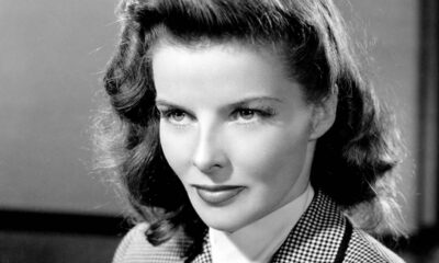 5 for the Day: Katharine Hepburn
