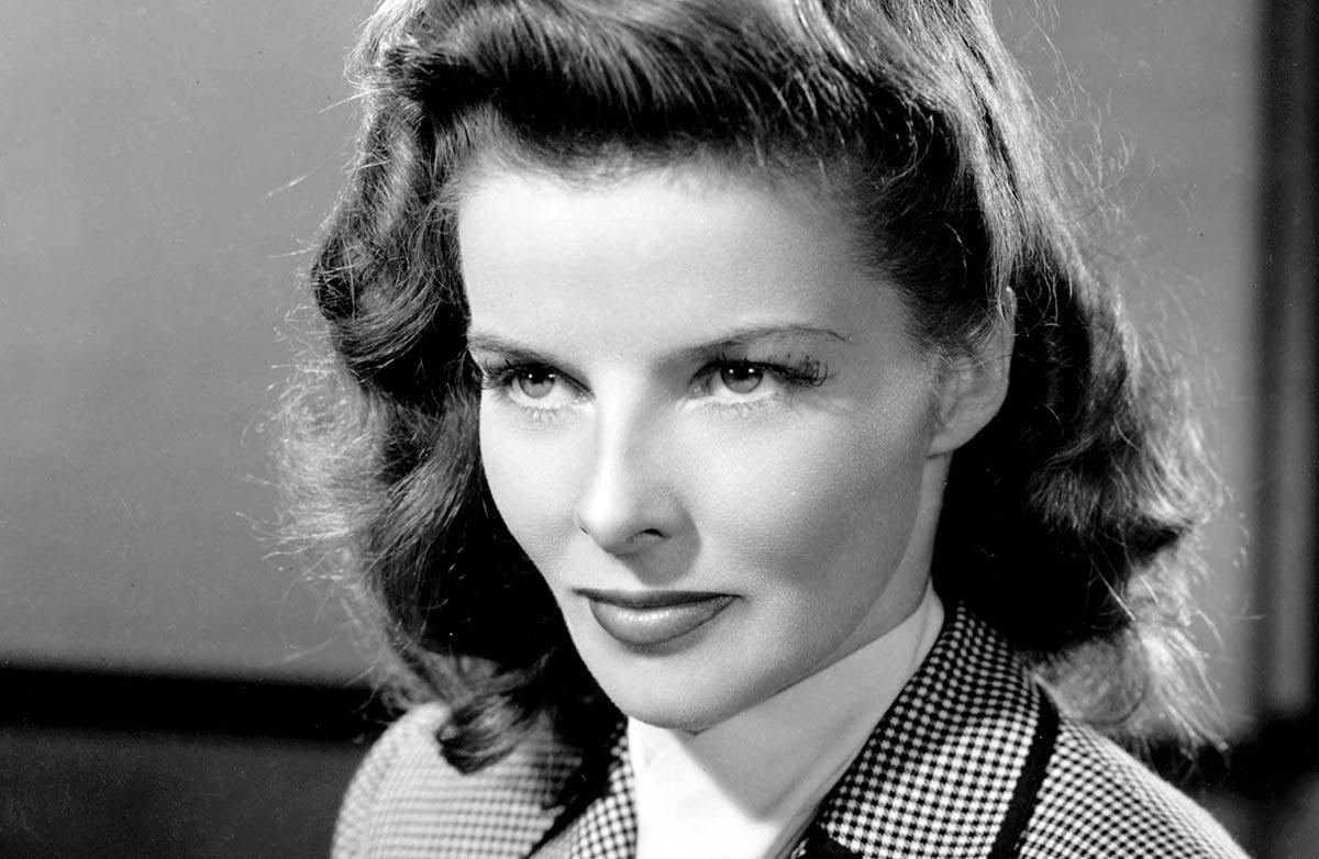 5 for the Day: Katharine Hepburn