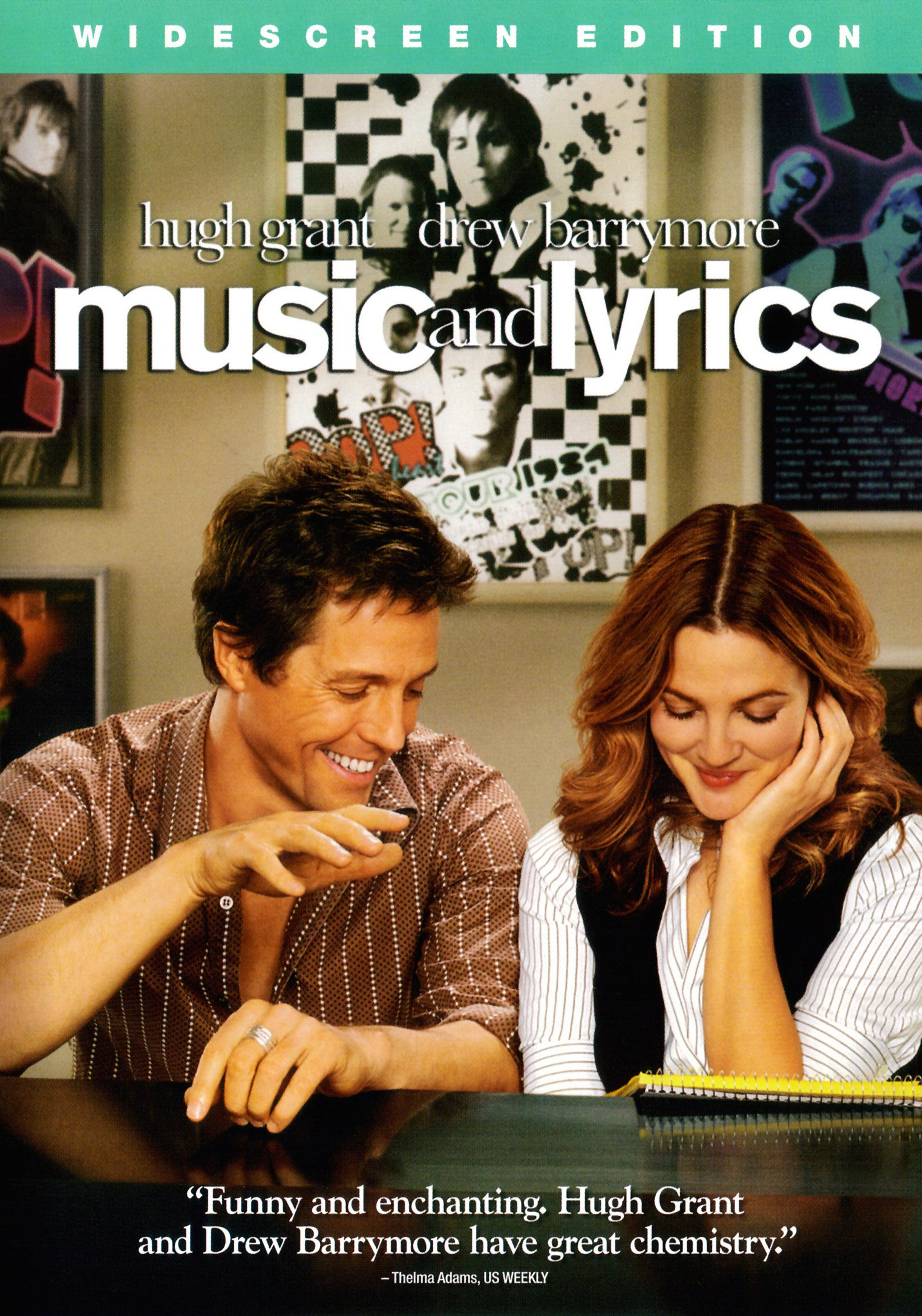 DVD Review: Music and Lyrics - Slant Magazine