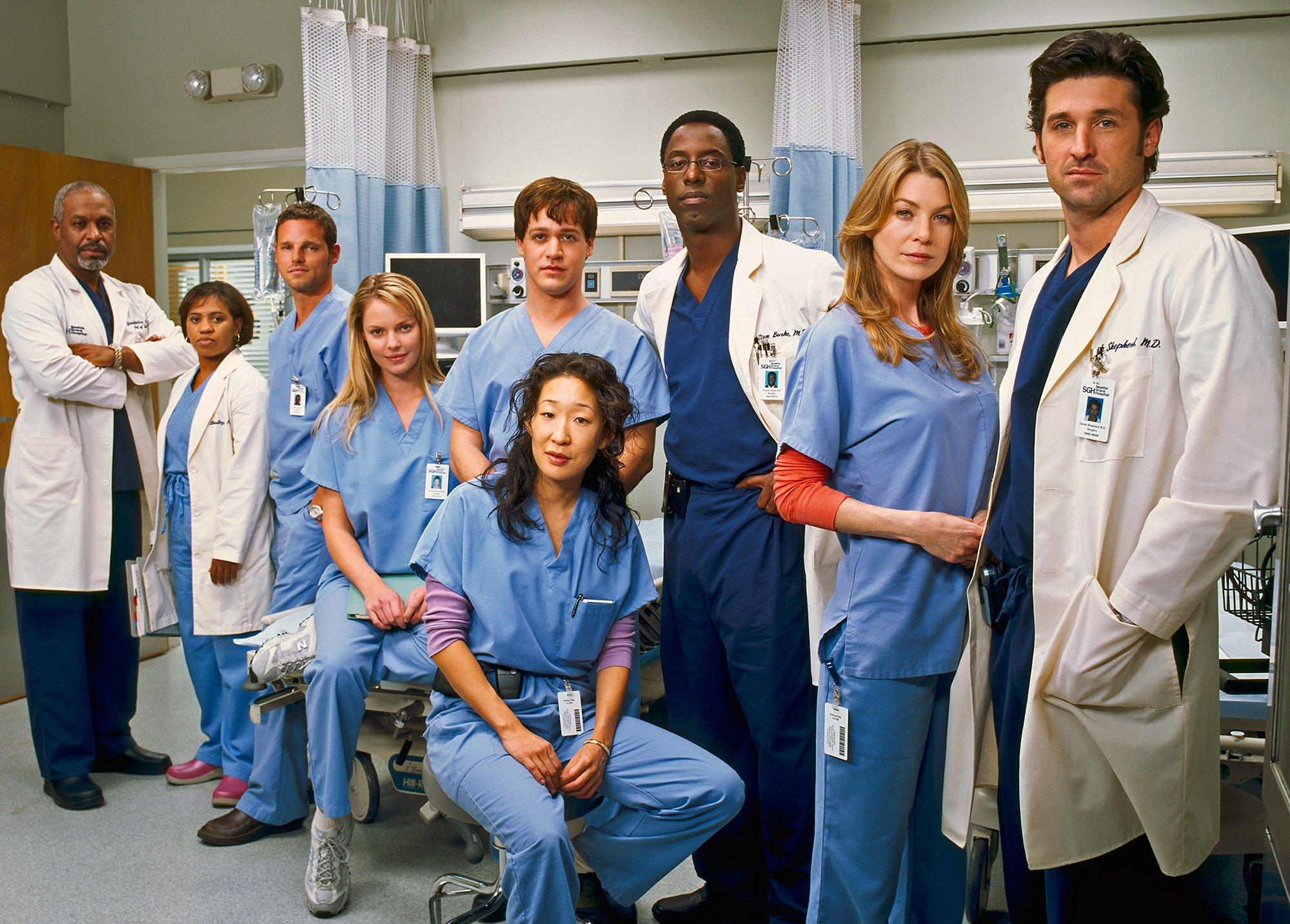 T.V. on TV: Grey's Anatomy & Entourage