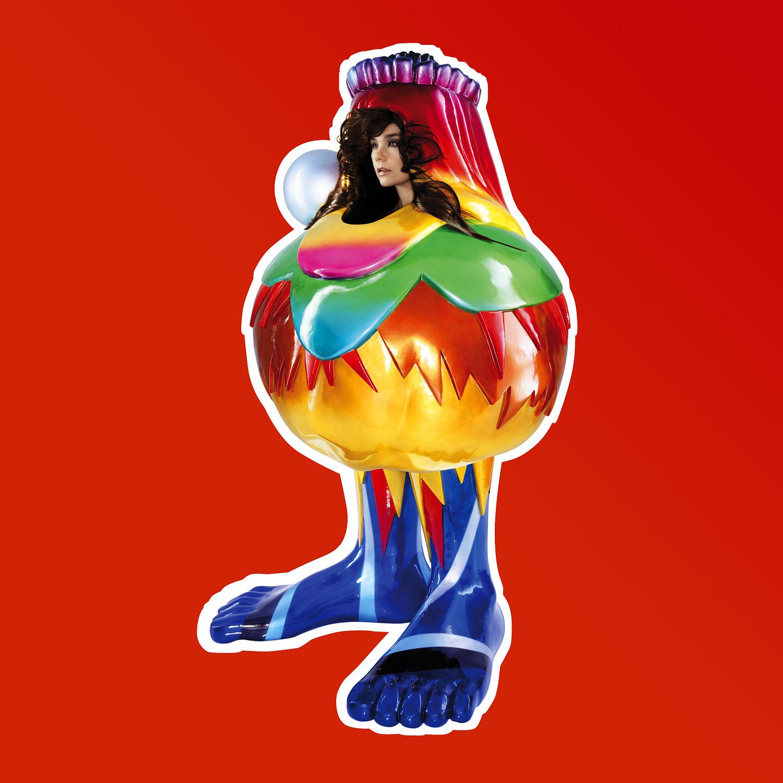 Björk, Volta