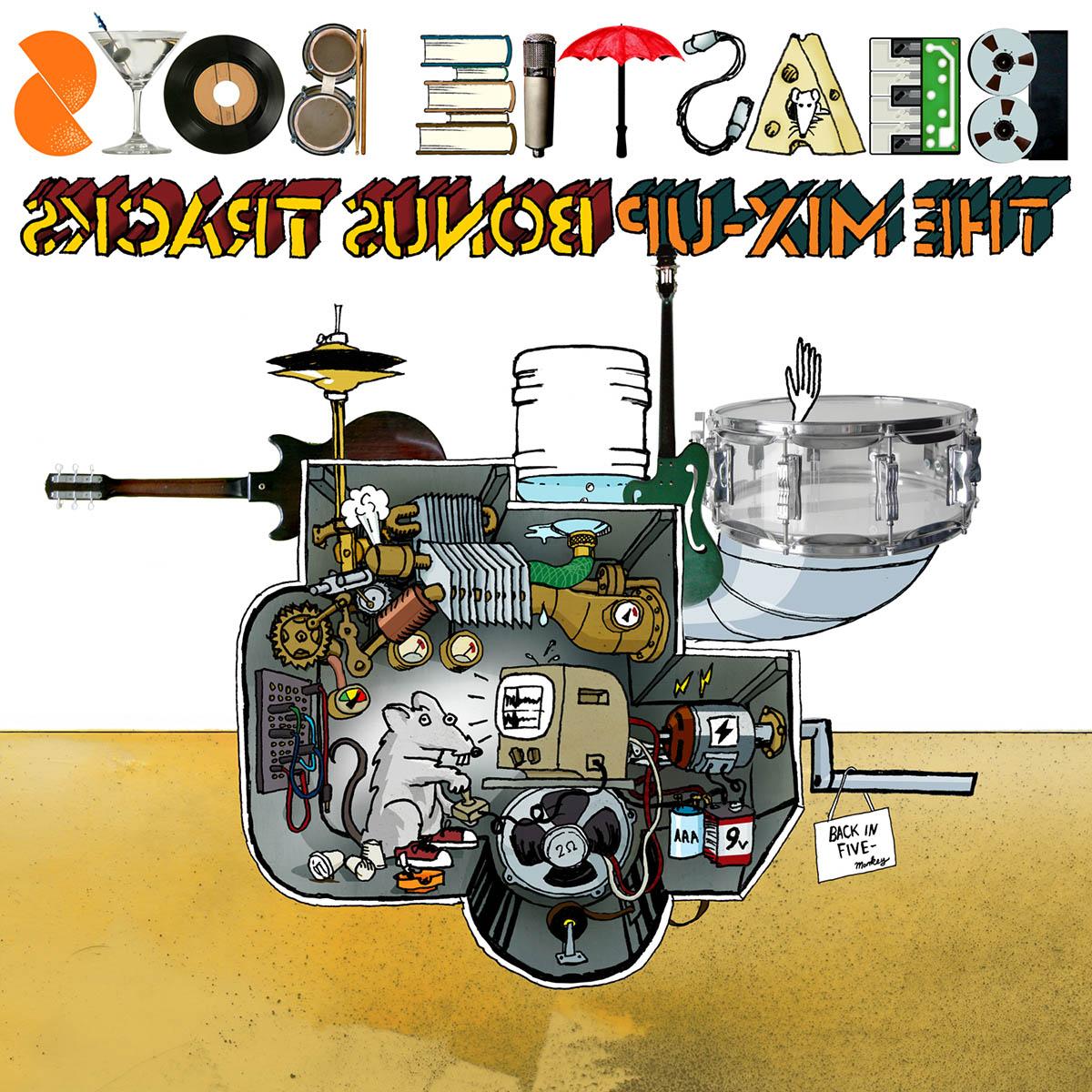 Beastie Boys, The Mix-Up