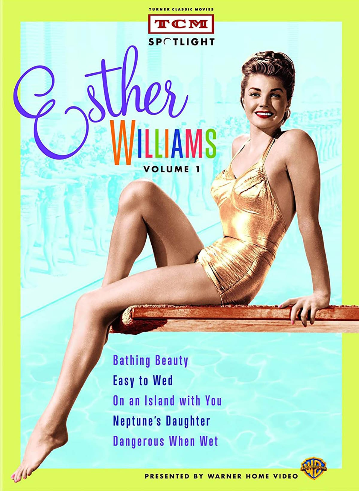 TCM Spotlight: Esther Williams, Volume 1