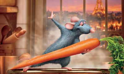 Return to the Movies, Return to the World: Ratatouille & Paprika